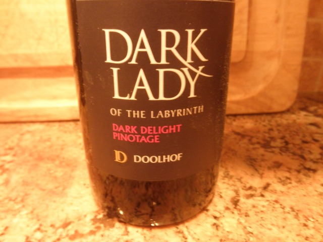 Dark Lady of the Labryinth